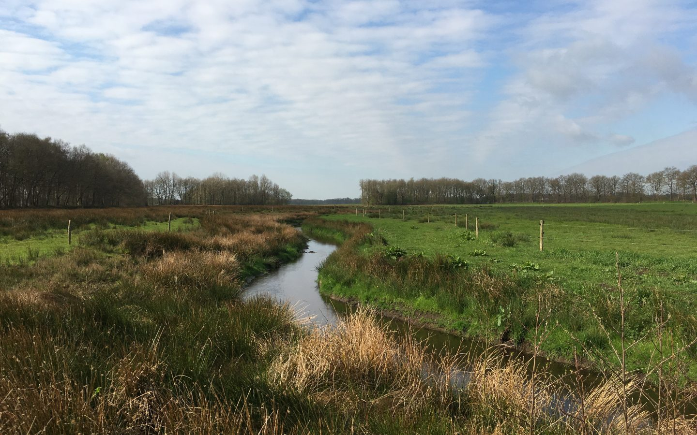 Samenwerken voor schoon oppervlaktewater Drentsche Aa