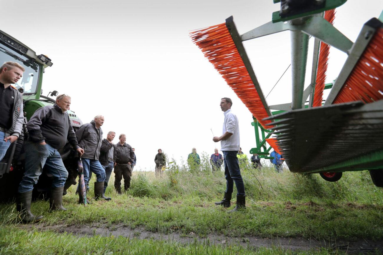 Boeren rond Drentsche Aa werken samen aan reductie perceelsemissie